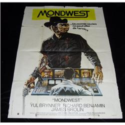 Westworld (1973) Foreign Poster