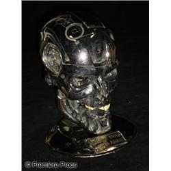 Terminator: The Sarah Conner Chronicles (2008-2009)  Autographed Endo Skull