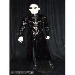 Trinity Life Size Figure from The Matrix