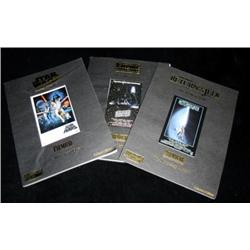 Star Wars Trilogy Screenplay Books