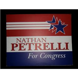 Heroes (2006-2010) Congress Sign