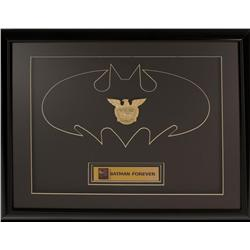 Batman Forever (1995) - Prop Gotham Security Badge