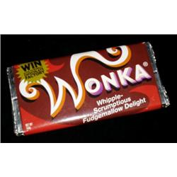 Charlie and the Chocolate Factory (2005) Wonka Bar