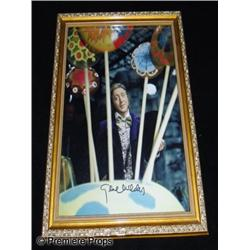 "Gene Wilder ""Willy Wonka"" Autographed Photo"