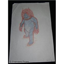 Where The Wild Things Are (2009) Concept Drawings