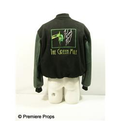The Green Mile (1999) Crew Jacket and Production Memo
