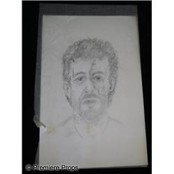 Men of Honor (2000) Robert DeNiro Make-Up Sketch