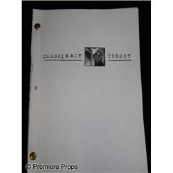Conspiracy Theory (1997) Screenplay
