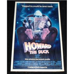 Howard the Duck (1986) One Sheet Poster