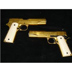 The Butcher (2009) Eric Robert's Gold Plated Springfield GI's