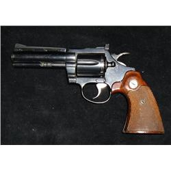 Charlie Valentine , Raymond Barry & Michael Weatherly's Colt Diamondback .38 Special