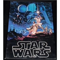 Star Wars Original Pre-Release One Sheet