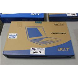 ACER ASPIRE PEW71 15.6  LAPTOP COMPUTER
