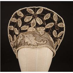 "Mary Pickford ""Dorothy Vernon"" period hat from Dorothy Vernon of Haddon Hall"