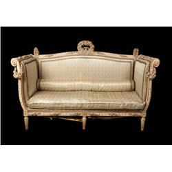 Mid 19th Century sofa from Camille