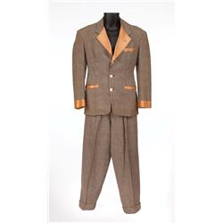 The Ritz Brothers suite of four 1937 suits from Fox films