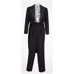Eleanor Powell Sally Lee black tailcoat and pants from Broadway Melody of 1938