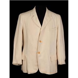 Spencer Tracy Henry M. Stanley three-piece suit and jacket from Stanley and Livingstone