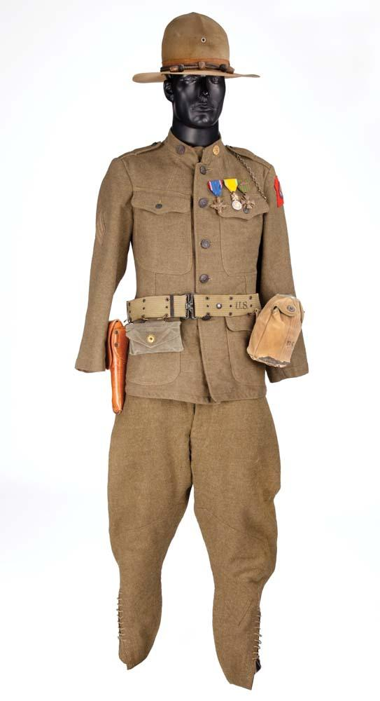 World War 1 Uniforms American For ww1 american uniforms.