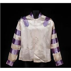 "James Cagney ""George M. Cohan"" satin jockey shirt from Yankee Doodle Dandy"