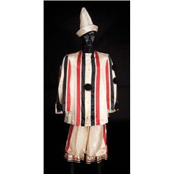 "James Cagney ""George M. Cohan"" clown outfit from Yankee Doodle Dandy"
