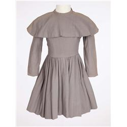 "Peggy Ann Garner ""Younger Jane Eyre"" grey dress from Jane Eyre"