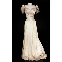 Suite of (3) costumes (Donna Reed, George Sanders & Angela Lansbury) from The Picture of Dorian Gray