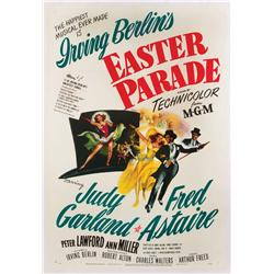 Easter Parade original 1948 U.S. one-sheet poster