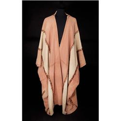 """Victor Mature """"Samson"""" poncho-style primitive cloak from Samson and Delilah"""