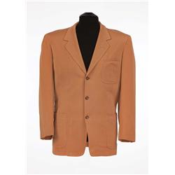 "Humphrey Bogart ""Andrew Morton"" brown jacket from Knock on Any Door"