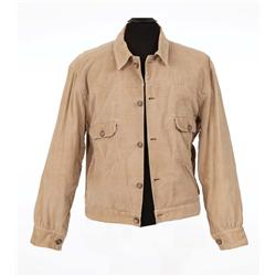 Glenn Ford cowboy jackets and pants from Cimarron, The Sheepman and The Rounders