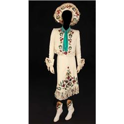 "Betty Hutton ""Annie Oakley"" complete 10-piece Wild West Show costume from Annie Get Your Gun"