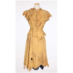 Betty Hutton hillbilly costume from Annie Get Your Gun