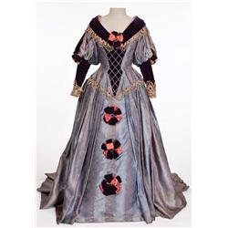 "Blanche Thebom ""Vocalist – Opera Montage"" blue and pink period gown from The Great Caruso"