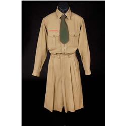 "Clifton Webb ""Robert Jordan"" complete boy scout uniform from Mister Scoutmaster"