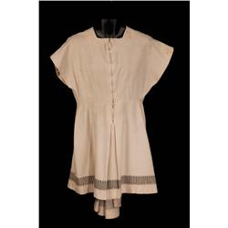 "Marlon Brando ""Mark Antony"" ivory wool tunic from Julius Caesar"