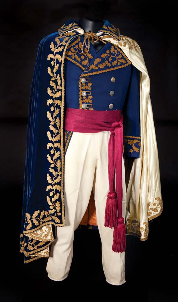 Michael Rennie Napoleonic Style Complete Formal 4 Piece
