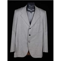 "Cary Grant ""John Robie"" gray wool sport coat from the scenic drive in To Catch a Thief"
