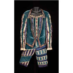 "Pedro Armendariz ""King Francis I"" royal suit, cape, and hat from Diane"