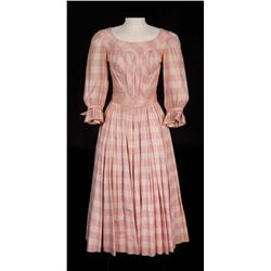 "Shirley Jones ""Julie Jordan"" signature dress from ""If I Loved You"" number in Carousel"