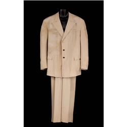 "Rock Hudson ""Jordan 'Bick' Benedict, Jr."" raw silk western suit from Giant"
