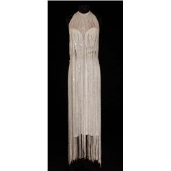 Kim Novak Jeanne Eagels ornate show dress from Jeanne Eagels