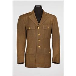 "Dean Martin ""Michael Whiteacre"" US military officer's jacket from The Young Lions"