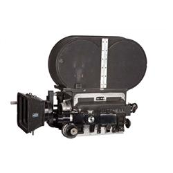 Mitchell BNCR 35mm motion picture camera circa 1960
