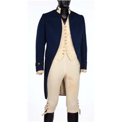 "Tim Seely ""Midshipman Edward 'Ned' Young"" naval outfit from Mutiny on the Bounty (1962)"