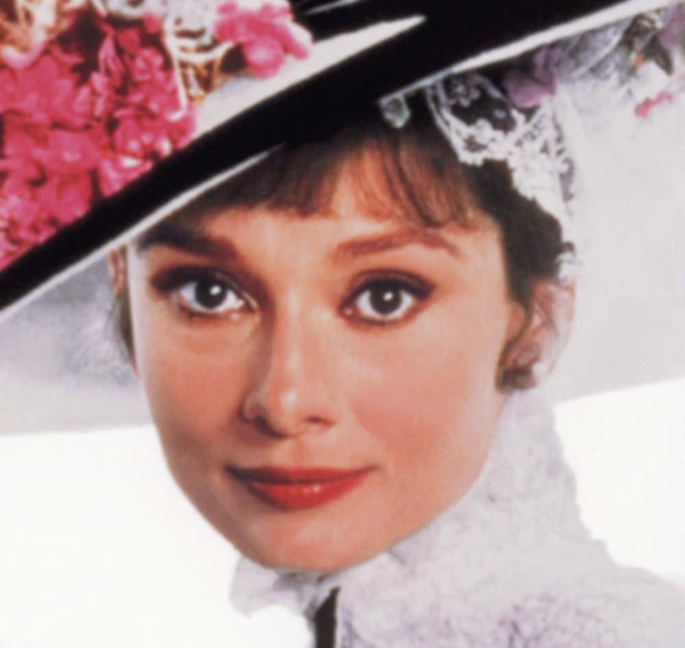 Audrey Hepburn\'s iconic Ascot dress from My Fair Lady – Designed by ...