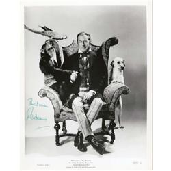 Rex Harrisone costume with autographed photo from Doctor Dolittle