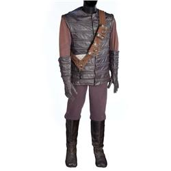 Planet of the Apes complete male gorilla costume with bandolier