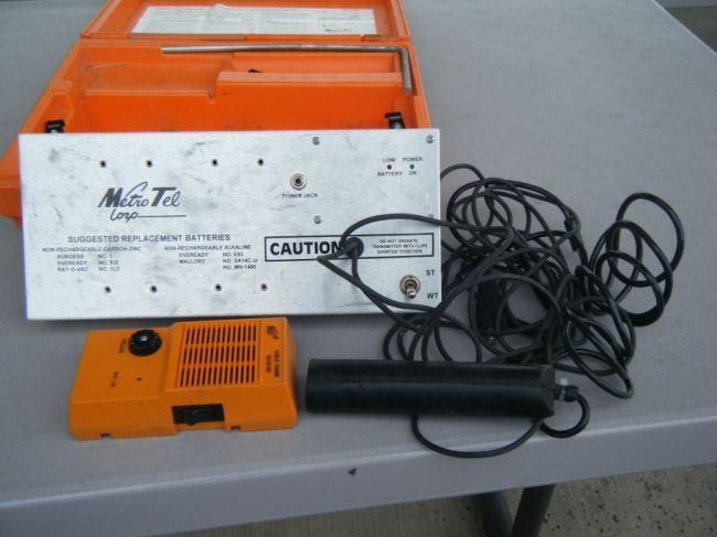 Cable Hound DSP Cable & Pipe Locator