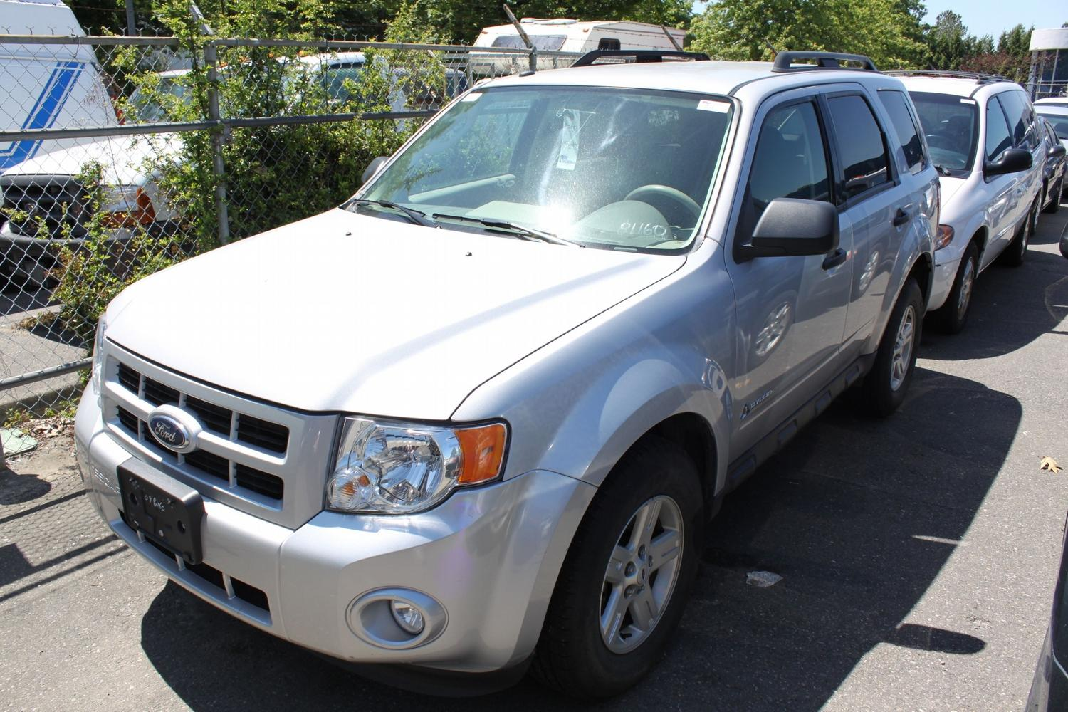 2009 grey ford escape hybrid 4dr suv able auctions. Black Bedroom Furniture Sets. Home Design Ideas